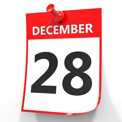 Stopptider årsskiftet 29 december Bankgirot